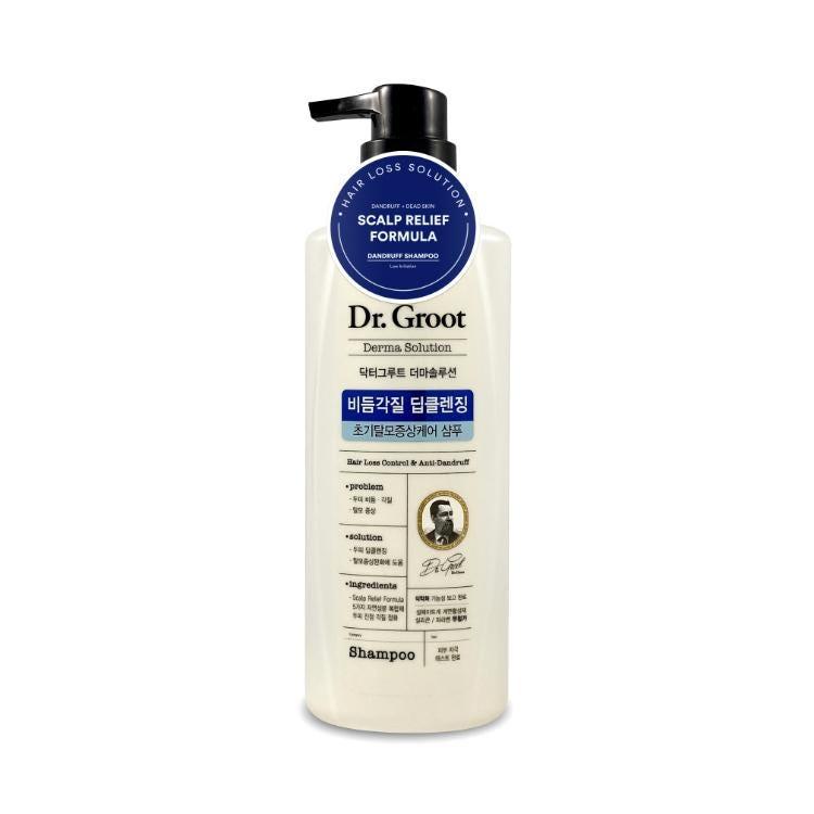 Dr. Groot Hair Loss Control & Anti Dandruff Shampoo 400ml - Guardian Online  Malaysia
